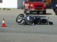 Μοτοσυκλέτα, ατύχημα, τροχαίο (φωτο αρχείου)