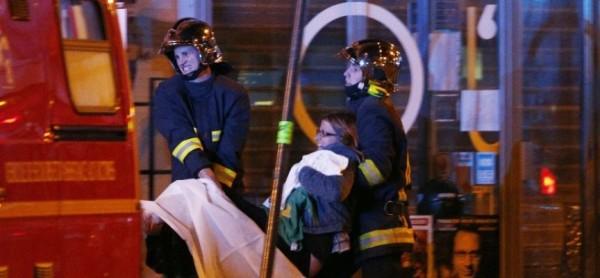 Τρομοκρατική επίθεση στο Παρίσι (φωτο: ΕΡΤ)
