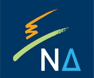 Νέα Δημοκρατία, Ν.Δ. logo
