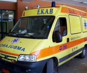 ΕΚΑΒ, ασθενοφόρο (φωτο αρχείου)