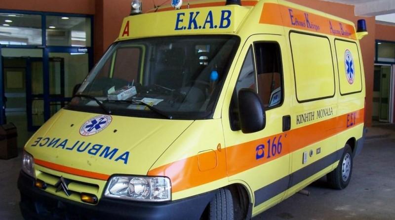 ΕΚΑΒ, ασθενοφόρο Epirus News