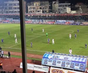 ΠΑΣ - Ολυμπιακός: 0-2 (48') - Φωτό: Γ. Νανάκης