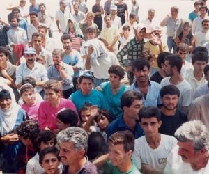 Πρόσφυγες (φωτο αρχείου)