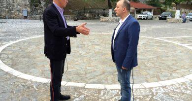 Αποκλειστική συνέντευξη του πρώην πρωθυπουργού Γ. Παπανδρέου στο Ν. Βούστρο