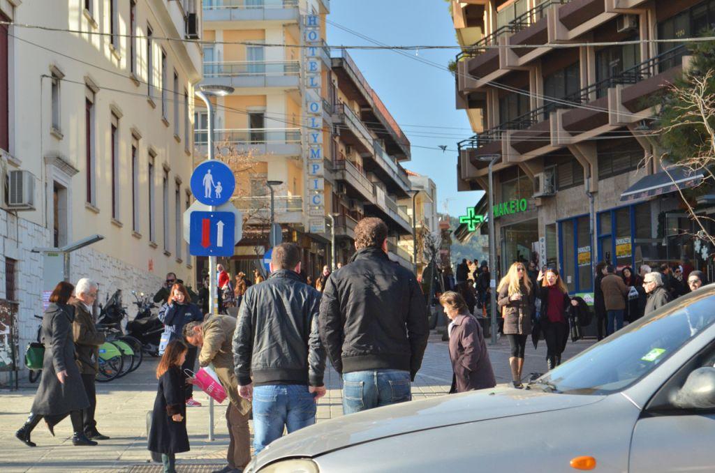 Ιωάννινα: Περιορισμένη η κίνηση στα καταστήματα δηλώνουν οι έμποροι