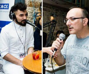 """""""Ραδιοφωνικό Πανόραμα"""" 4/10/2018 : Ν. Βούστρος - Γ. Τζιόρας, Giga FM"""